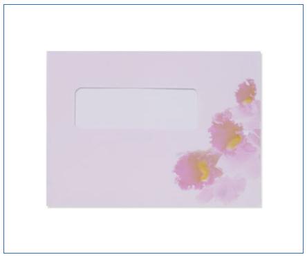 【ベーシック】カトレア 電報台紙料金:0円(税抜)